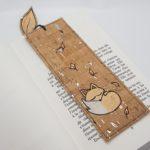 marque-page renard argenté